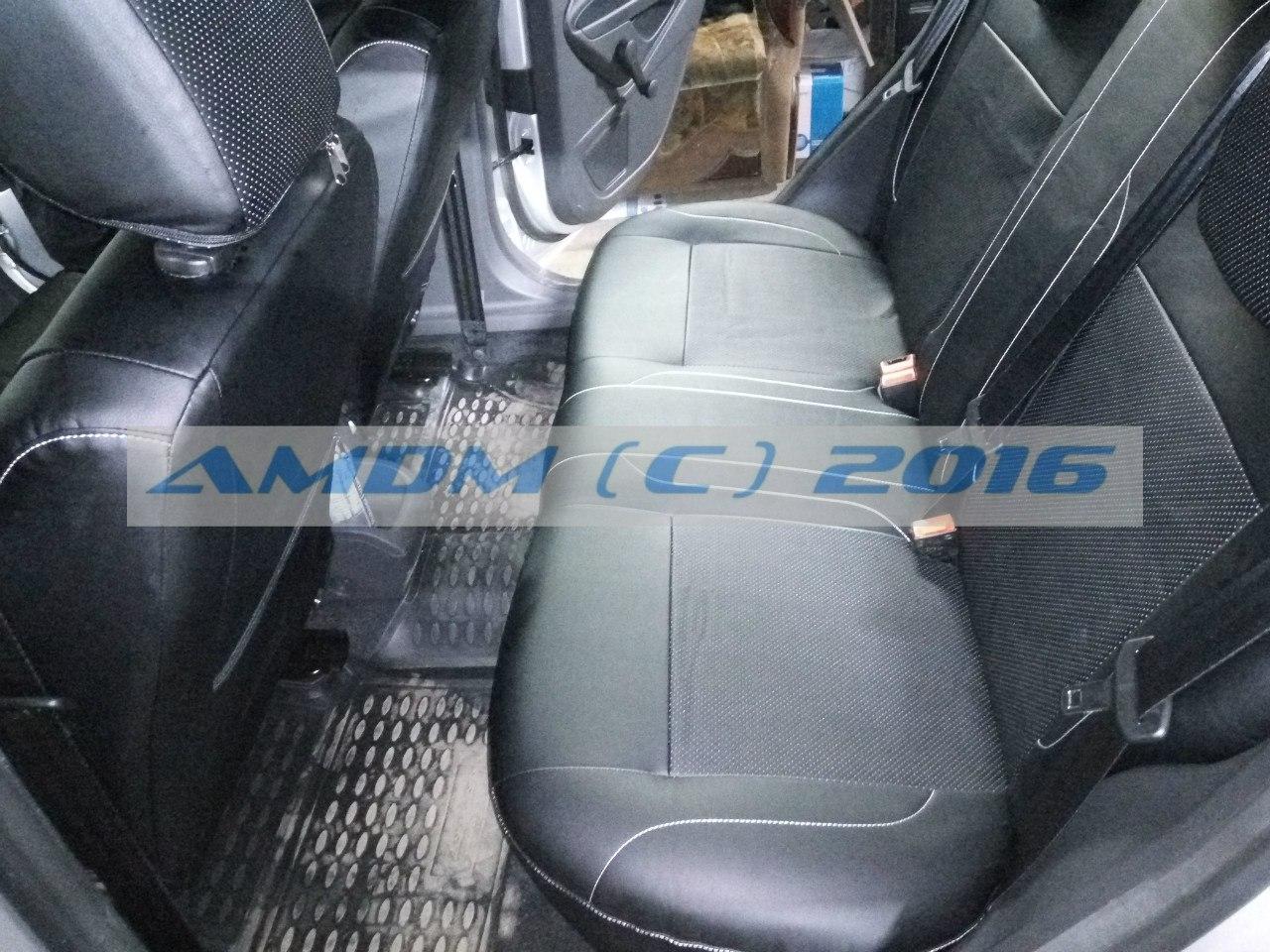 Перетяжка сидений авто своими руками DRIVE 2